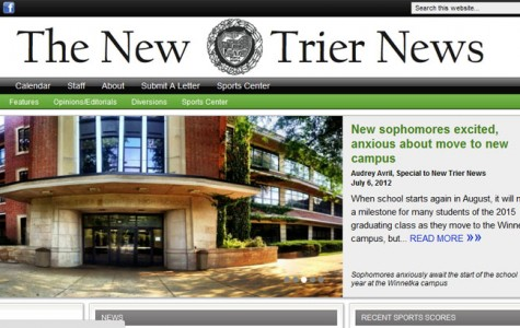 New Trier News now a click away