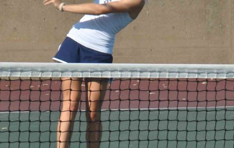 Girls Tennis Off To Smashing Start