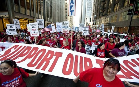 Labor disputes strike Chicago, suburbs