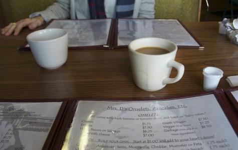 Inside Wilmette's Mrs. D's Diner