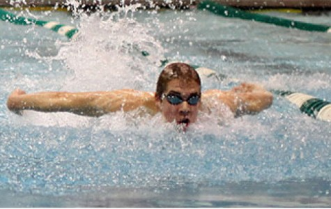 Boys swimming looks to end season strong
