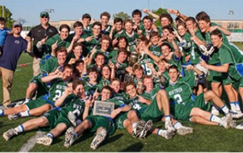 Boys Lacrosse wins state championship