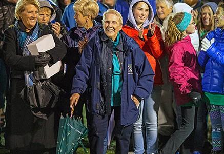Miss Mac: iconic teacher, feminist, and football fan