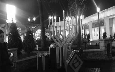 It's beginning to look a lot like Hanukkah at NT