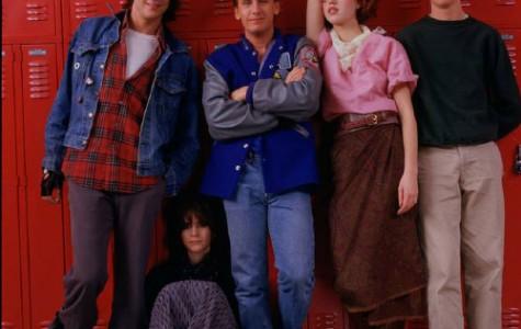 The high school cliché in pop culture