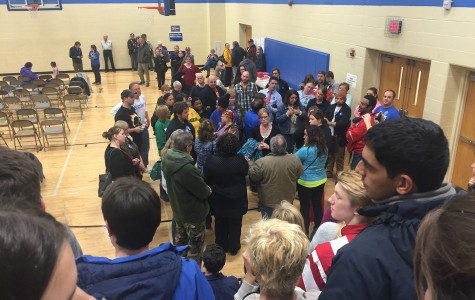 New Trier joins the Iowa caucus