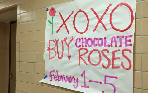 Students love to hate Valentine's Day