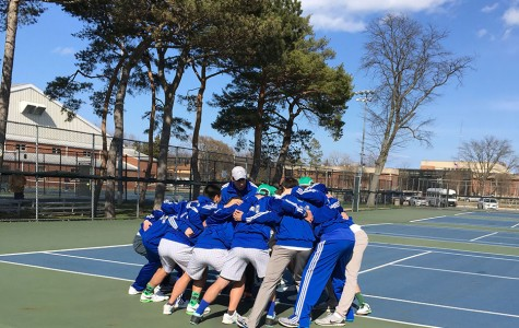 Boys tennis finishes fourth at Edwardsville
