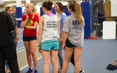 Ban lifted on tank tops at NTGT&F practice