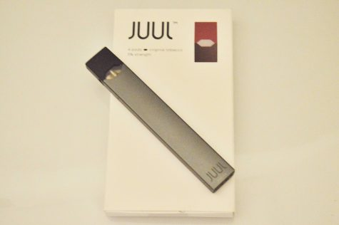 Juuls now rule the school as students frenzy over e-cig