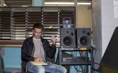 Students work to build their music careers outside of school