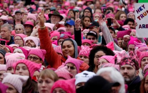 Pussyhats reclaim femininity and empowerment