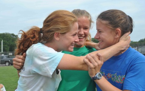 Optimism Continues For Girls XC