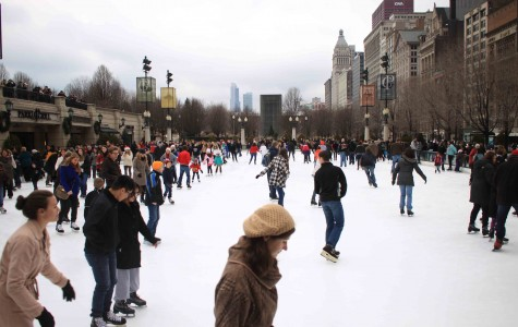 Spend your winter break exploring Chicago