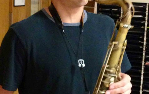 Aspiring jazz musician Daniel Berkey