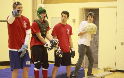 Seniors prep for Winter Carnival