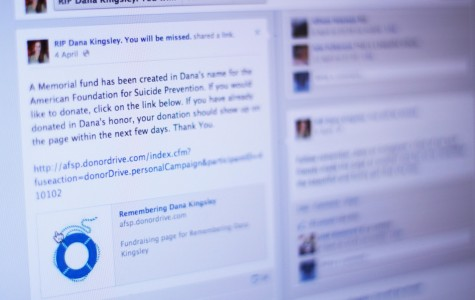 Grieving through social media