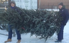 Tri-Ship holds their annual Christmas tree sale