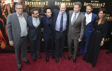 """Whammy!"" Burgundy stays classy in Anchorman 2"