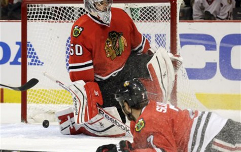Blackhawks stumble as calendar flips to 2014