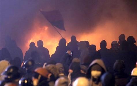Revolution rising in Ukraine