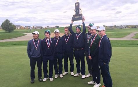 Veteran golf teams among elite at state