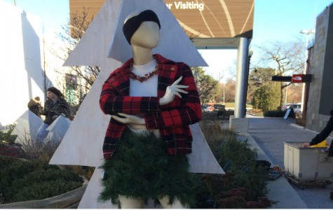 Fashion Merchandising partners with Old Orchard for the holidays