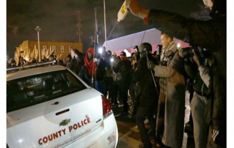 Ferguson ruling raises riots across the nation