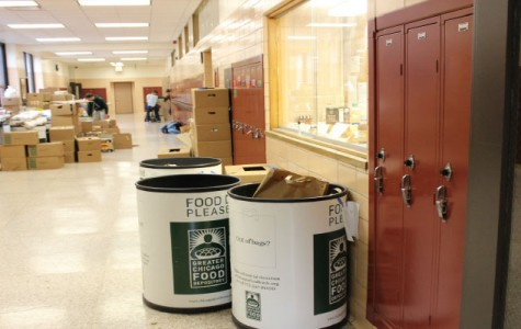 Canned food drive completes another sucessful year