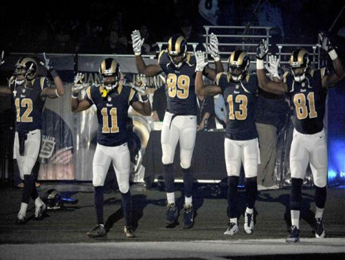 St.+Louis+Rams+players%E2%80%99+actions+justified