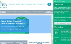 New Trier website gets a facelift
