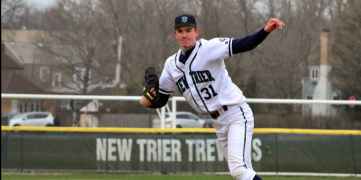 Timely hitting, pitching, propels Trevs over Prospect