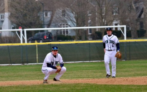 """Sophomore Four"" breaks baseball tradition"