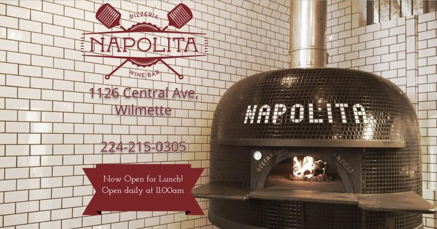 Napolita Pizzeria serves it up, old school