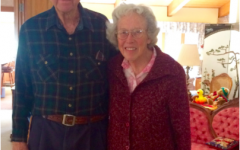 Navigation to Story: High school sweethearts reflect on their 67 years