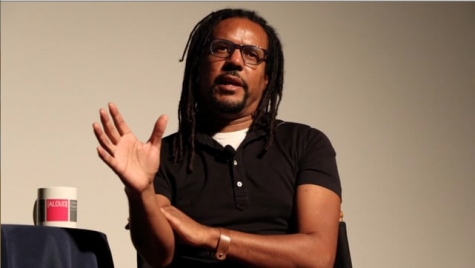 Novelist Colson Whitehead was a keynote speaker at the Winnetka Campus at the last All School Seminar Day on Feb. 28, 2017