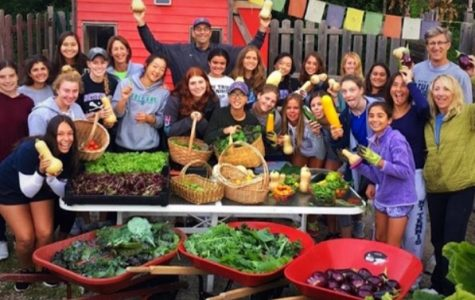 Girls tennis serves up the community for a good cause