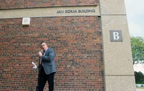 Northfield Building Named After Jan Borja