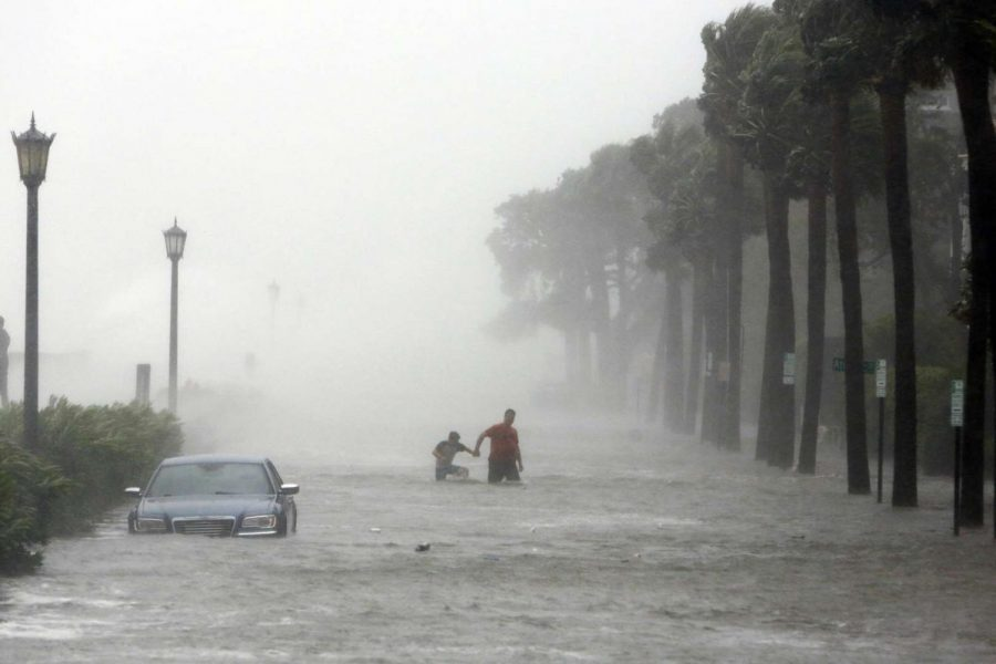 Record-breaking hurricanes, tornadoes, and fires wreak havoc in U.S. and around the world