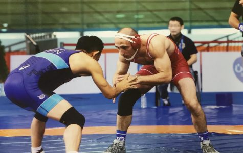 Tadelman places second at World Wrestling competition