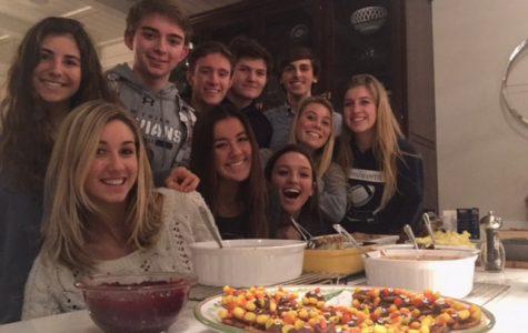 Friendsgiving: millenials cook up a new holiday
