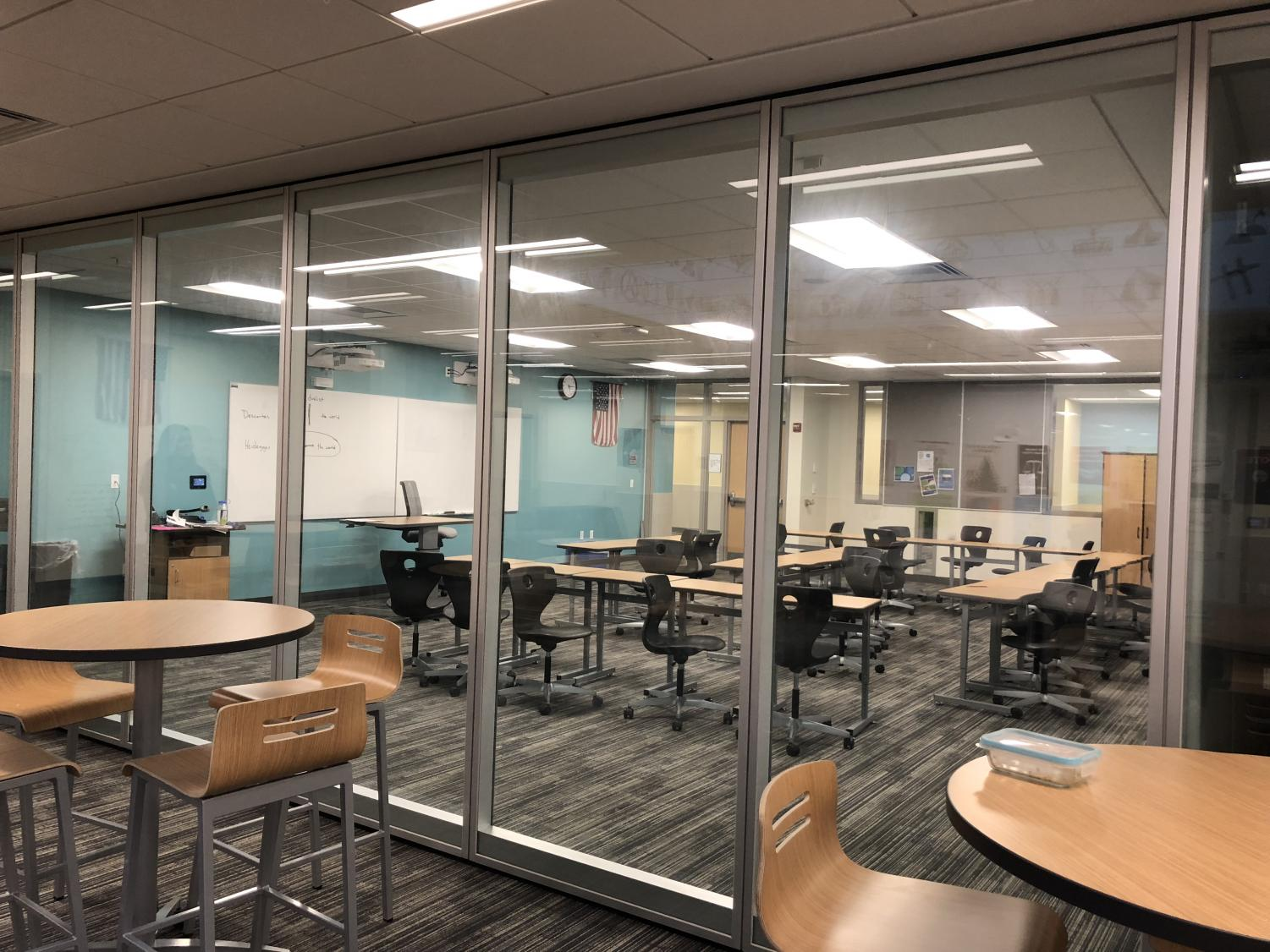 Glass classrooms have become a topic of concern regarding safety | Shoup