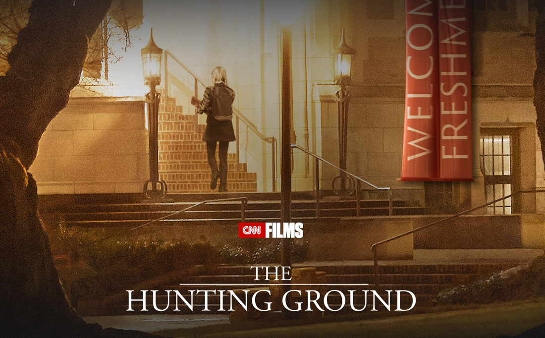 "Both male and female seniors viewed ""The Hunting Ground"" on Feb. 8 