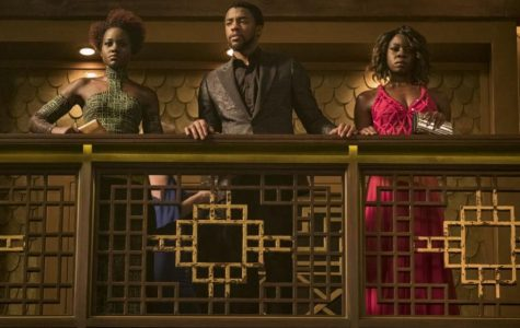 Black Panther is not your average superhero movie