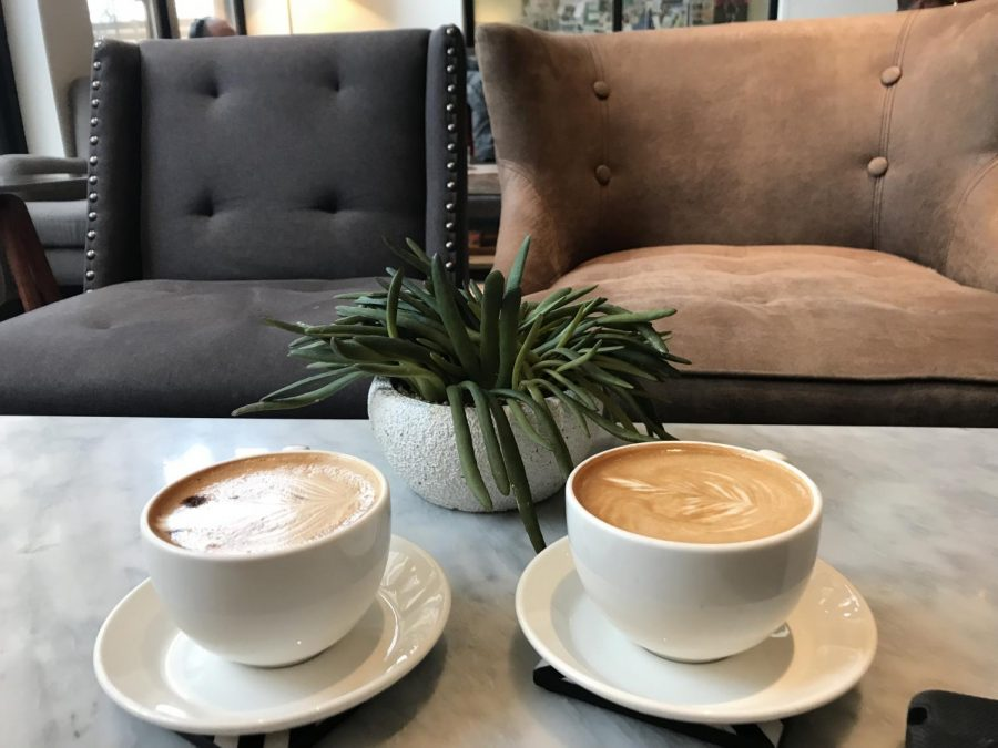 Cupitol serves Instagram-worthy coffee and tasty breakfast dishes | George
