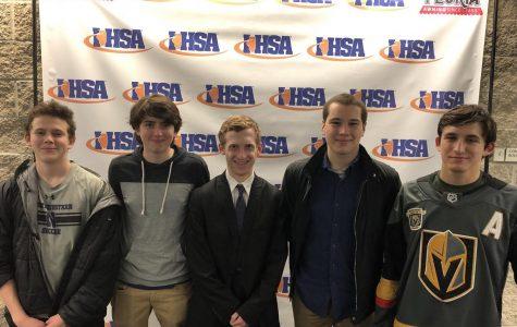 Varsity debate excels at state championships