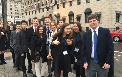 Model UN thrives at White House, NAIMUN conference