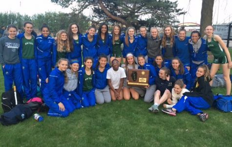 Varsity track wins IHSA Sectionals fourth year in a row
