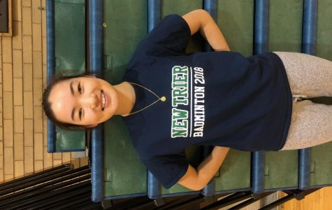 Questions with Senior badminton player Julia Yang