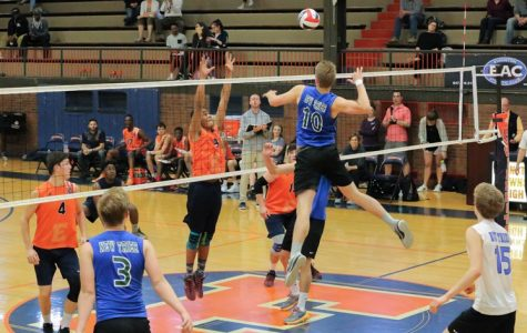 Boys volleyball looking ahead to state